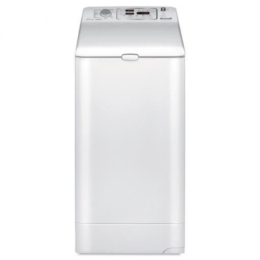 Πλυντήριο Ρούχων BRANDT Άνω Φόρτωσης OCTO8412G | Λευκές Συσκευές